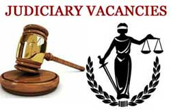 Judiciary Vacancies Notifications